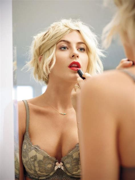 what shape face does julianna hough have julianne hough shape magazine december 2014 cover and photos