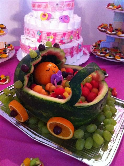 Baby Shower Fruit Basket Ideas by The 25 Best Baby Fruit Baskets Ideas On