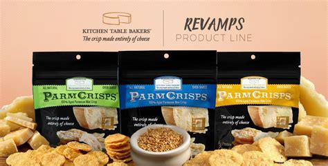 Kitchen Table Bakers Kitchen Table Bakers Revs Mindful Munching Parm Crisp Product Line Deli Market News