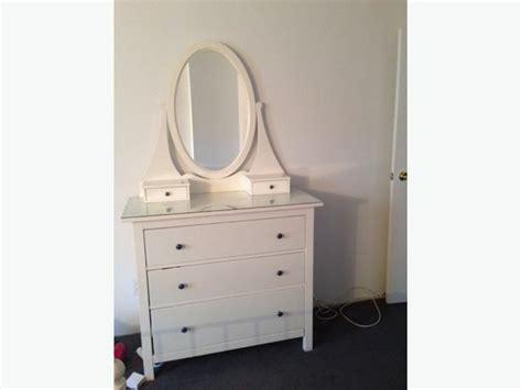 white hemnes dresser with mirror hemnes mirror dresser for sale outside ottawa gatineau