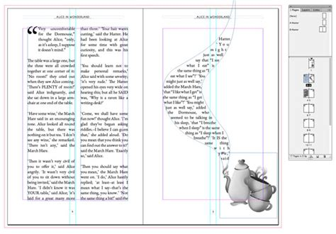layout design ideas indesign photoshop vs indesign which is best for print design