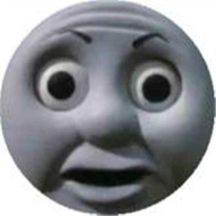 Thomas The Tank Engine Face Meme - image gallery thomas face