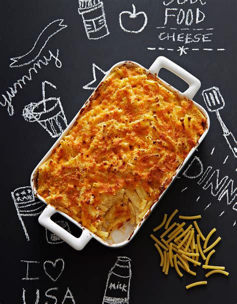 Mac N Cheese 250g mac and cheese au cheddar pour 4 personnes recettes