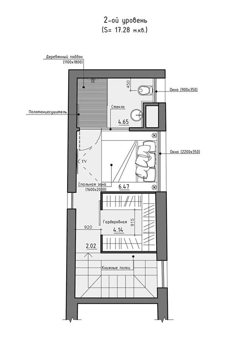 loft apartment plans tiny apartment w loft style bedroom designed to perfection