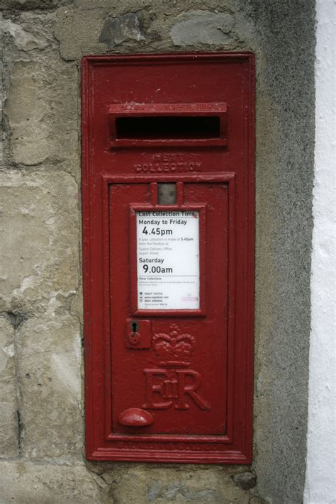 Of Letter Box Style Letterbox