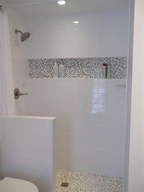 shower niche pinteres