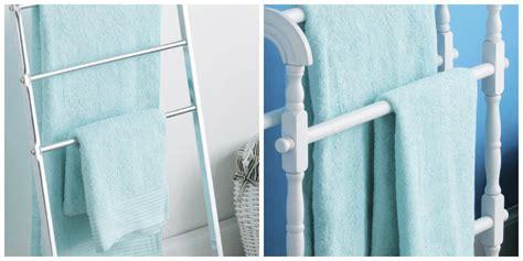 porta asciugamano bagno scala in bamboo cm200x38 etnico porta asciugamani bagno