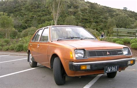 Adamnz 1980 Mitsubishi Mirage Specs Photos Modification