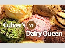 The Battle of the Ice Cream Giants – Culver's vs Dairy ... Applebee's Menu Prices Burger