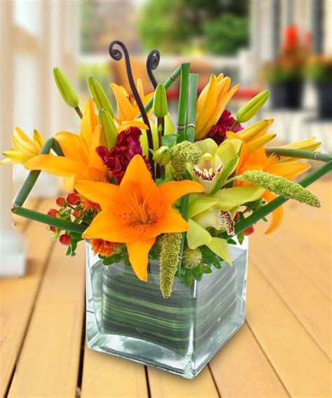 65 best tropical centerpieces images on