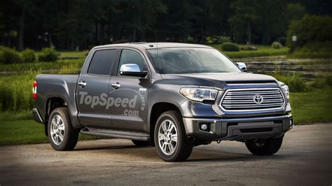 2019 Toyota Tundra Concept by 2019 Toyota Tundra Top Speed