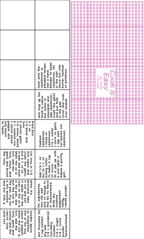 free templates for mini books free printable miniature templates here s some other