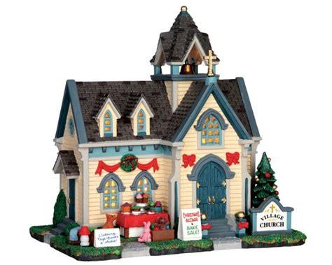 lemax village collection village church 45706