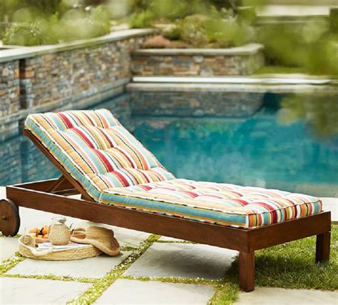 chaise pottery barn pottery barn chaise pool chic chaise lounge sofa