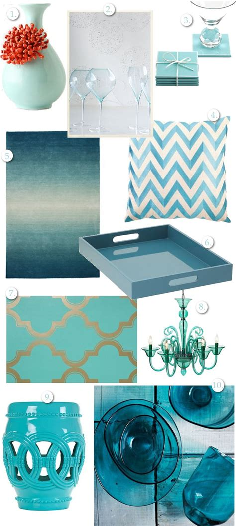 turquoise home accessories decor 17 best ideas about turquoise home decor on pinterest