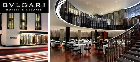 bvlgari hotel london  design projects