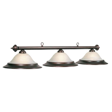 Pool Table Lights Lowes by Shop Ram Gameroom Products Rubbed Bronze Pool Table