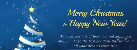 merry christmas  happy  year facebook covers   fun