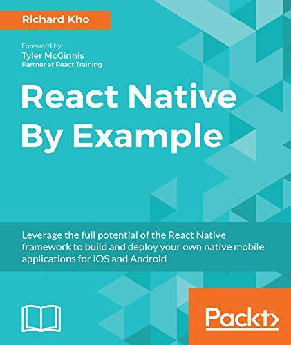 tutorial react native pdf react native by exle tips tutorials and e books