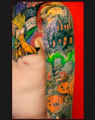 new school halloween tattoo new school tattoos best tattoo ideas gallery part 47