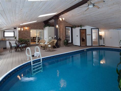 house indoor pool private use of luxury home with indoor pool vrbo