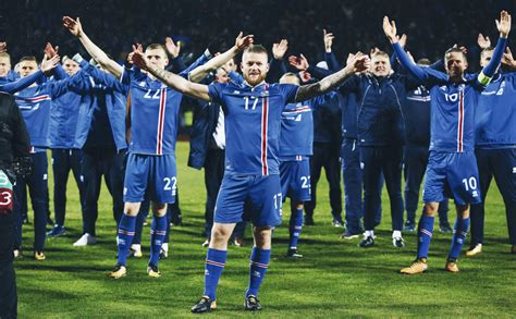 iceland world cup 2018 iceland and the journey to russia 2018 an inside perspective