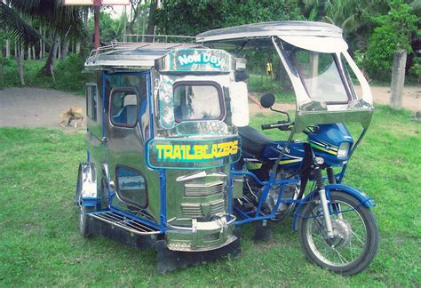 philippine tricycle tricycle used to spread gospel new day christian church