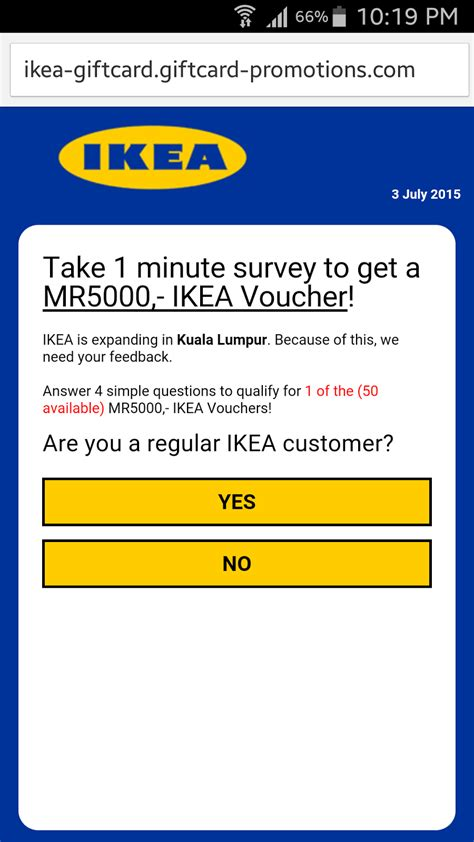 Gift Card Surveys Legit - best ikea gift card survey scam whatsapp noahsgiftcard