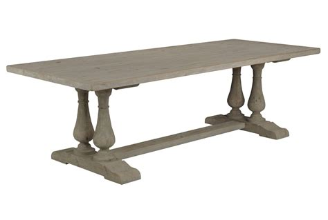 trestle dining room table trestle dining table for alternative whomestudio com