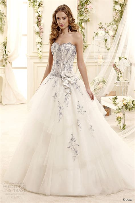 81 stunning wedding dresses by colet 2015 collection