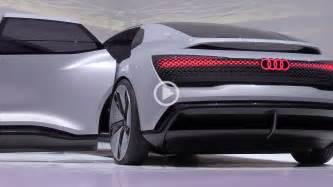 Audi Future Cars Audi Aicon Concept Car