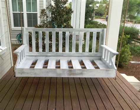 porch swing installation 27 best porch swing bed images on pinterest