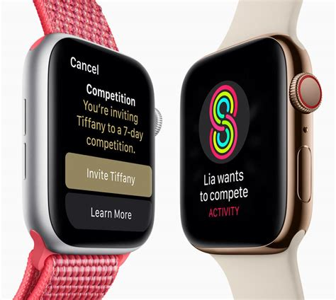 Apple Series 4 Hacks by Apple Series 4 With 30 Percent Larger Display Thinner 64 Bit Chip Capability