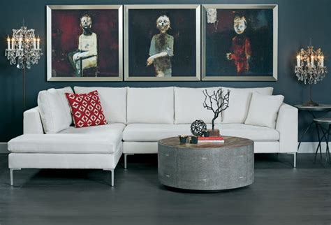 chic stefano sectional living