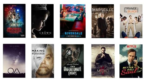 great netflix series top 10 des meilleures s 233 ries netflix originals cin 233 tv