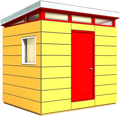100 Sq Ft Shed by Shed Kit 100 Sq Ft Prefab Modern Shed Kits