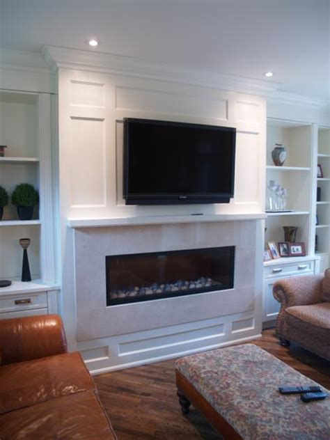 fireplace with built in cabinets metropolitan work house of carpentry