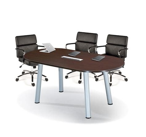 Meeting Desk by Office Modern Oval Meeting Desk Table Ofmq24 Office