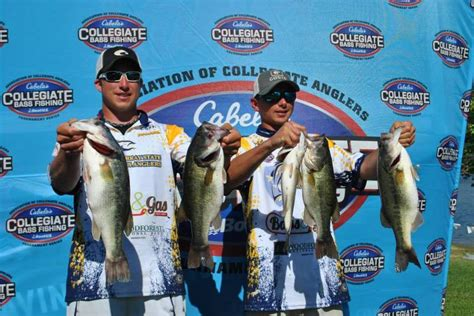 cabelas branson mo cabela s collegiate bass fishing series to air on