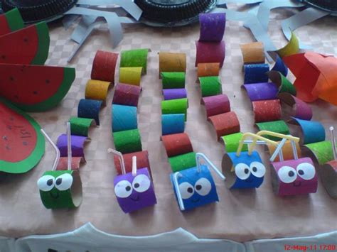 Free Toilet Paper Roll Crafts - preschool crafts and worksheets