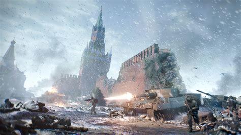 World War world war 3 is a battlefield style modern day shooter