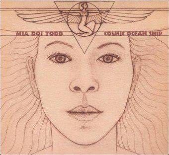 mia doi todd : cosmic ocean ship cd (2011) city zen