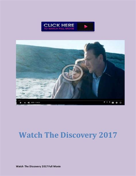 watch full episodes and live tv from discovery life watch the discovery 2017 full movie streaming hd quality