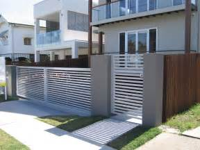 Internal Balustrades And Handrails Automatic Swinging Gates Brisbane