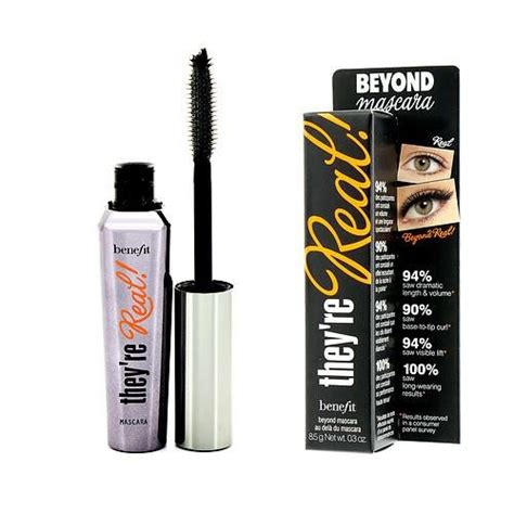 Benefit They Re Real Mascara Mini benefit cosmetics they re real mascara black