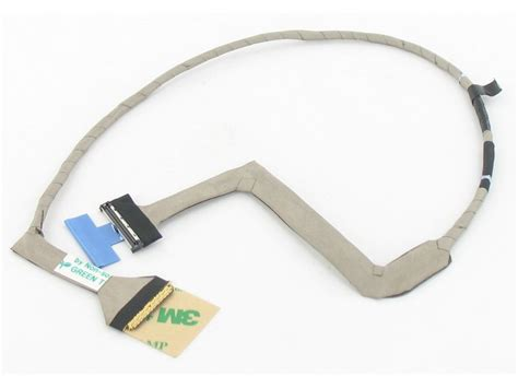 Kabel Laptop Dell dell laptop lcd kabel voor dell inspiron 1750 g600t replacedirect nl