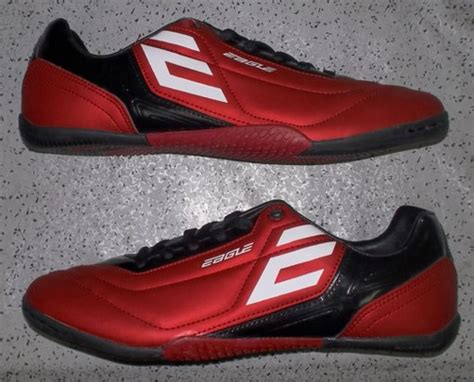 Sepatu Futsal Ori Murah toko jual sepatu futsal original murah merah gelap