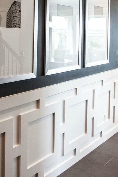 chair rail ideas pictures decor  remodel