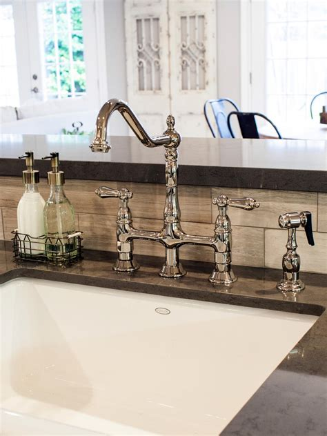 Faucets And More Fixer A Fresh Update For A 1962 Quot Shingle Shack Quot Hgtv