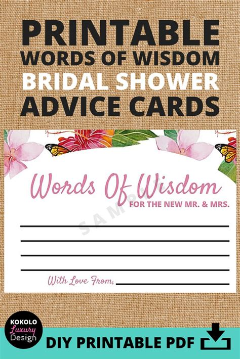 bridal shower words of advice ideas collection marriage wisdom advice photos daily quotes